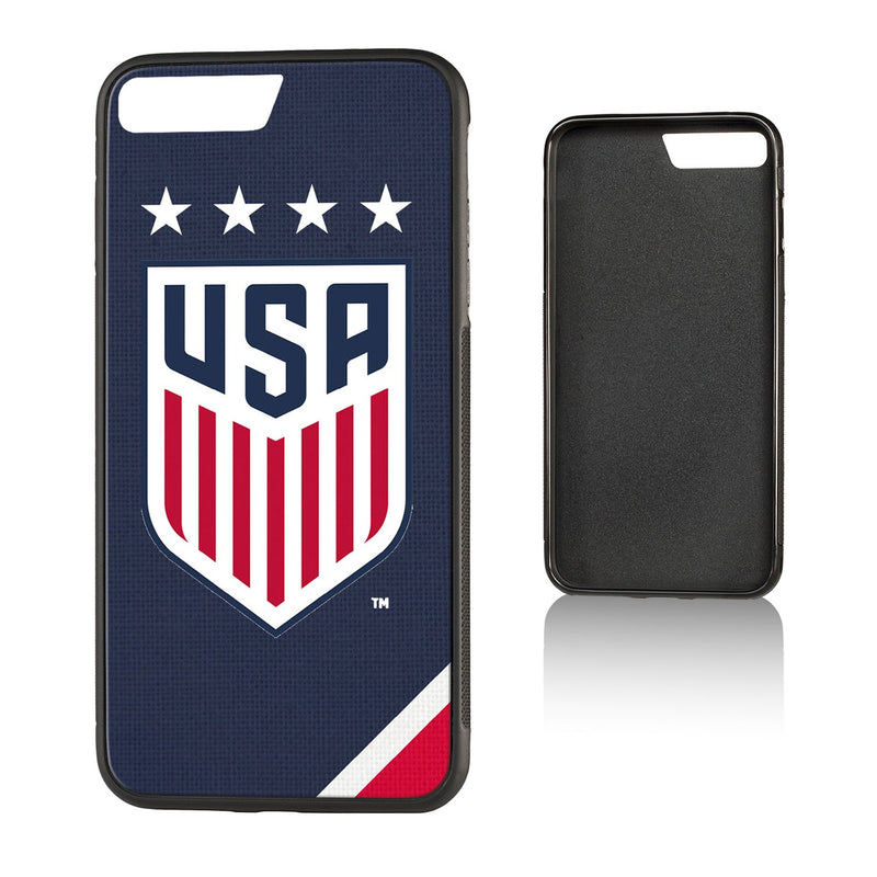 United States Womens National Team Diagonal Stripe Bump iPhone 7+ / 8+ Case