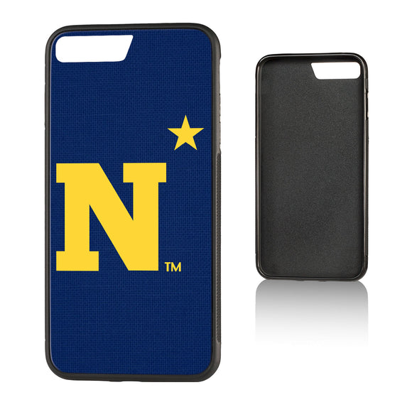United States Naval Academy Solid Bump iPhone 7+ / 8+   Case