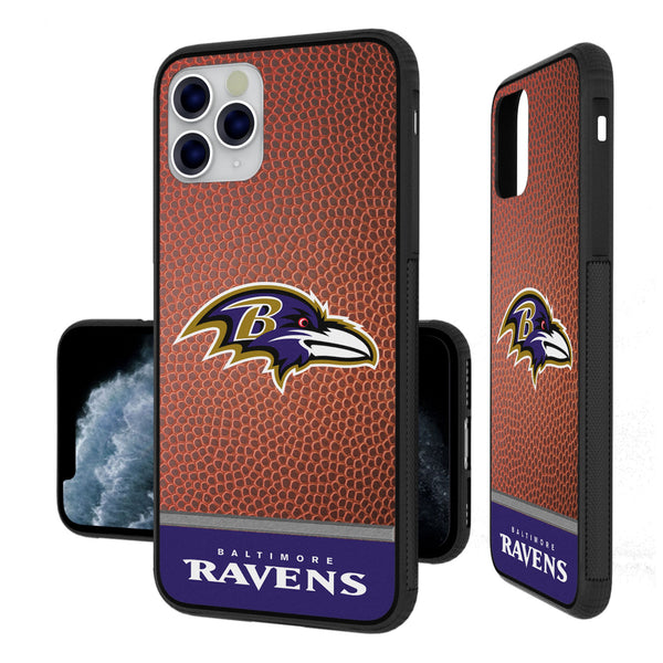 Baltimore Ravens Football Wordmark iPhone 11 Pro Max Bumper Case