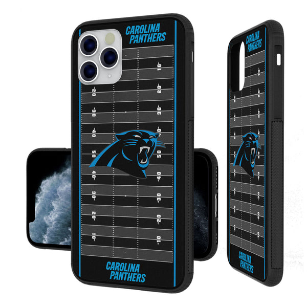 Carolina Panthers Football Field iPhone 11 Pro Max Bumper Case