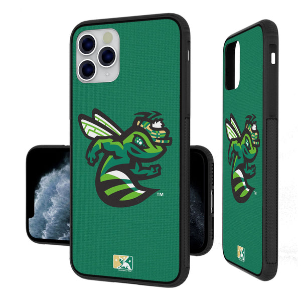 Augusta GreenJackets Solid iPhone 11 Pro Max Bumper Case