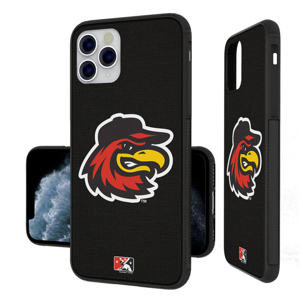Rochester Red Wings Solid iPhone 11 Pro Max Bumper Case