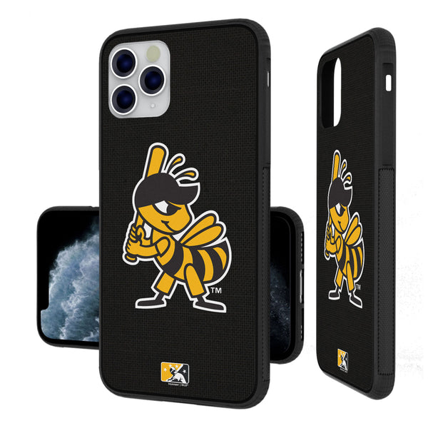 Salt Lake Bees Solid iPhone 11 Pro Max Bumper Case