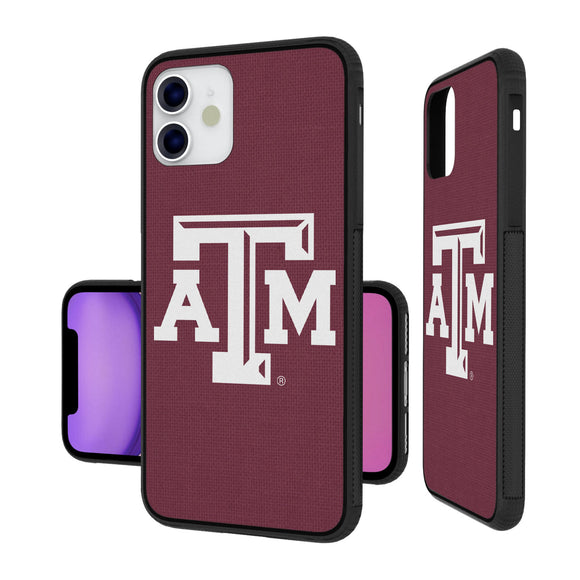 Texas A&M Aggies Solid iPhone 11 Bumper Case