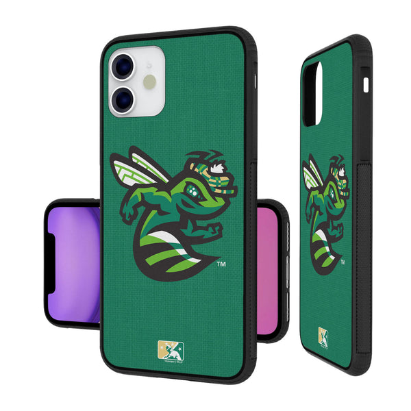 Augusta GreenJackets Solid iPhone 11 Bumper Case