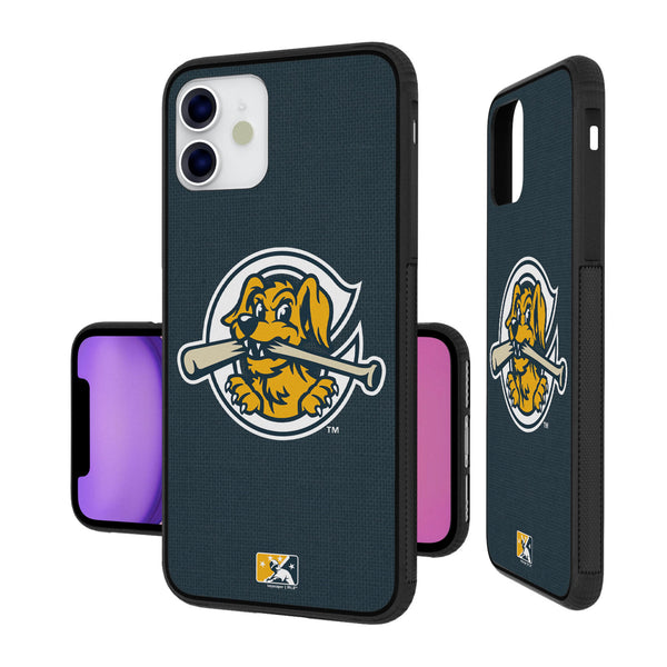 Charleston RiverDogs Solid iPhone 11 Bumper Case