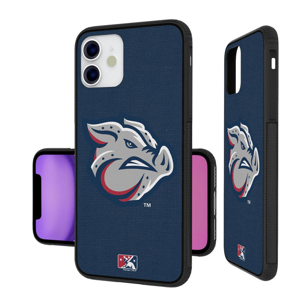 Lehigh Valley IronPigs Solid iPhone 11 Bumper Case