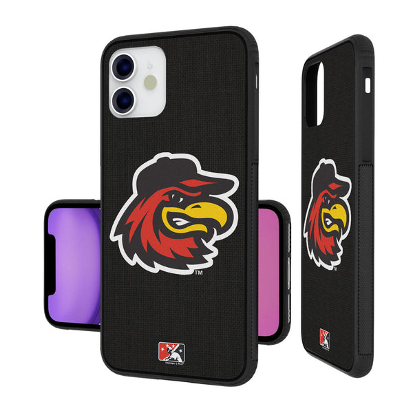 Rochester Red Wings Solid iPhone 11 Bumper Case