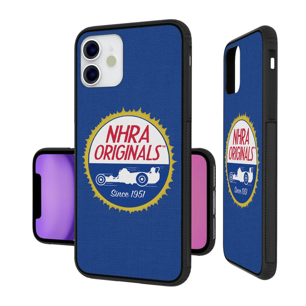 NHRA Solid iPhone 11 Bumper Case