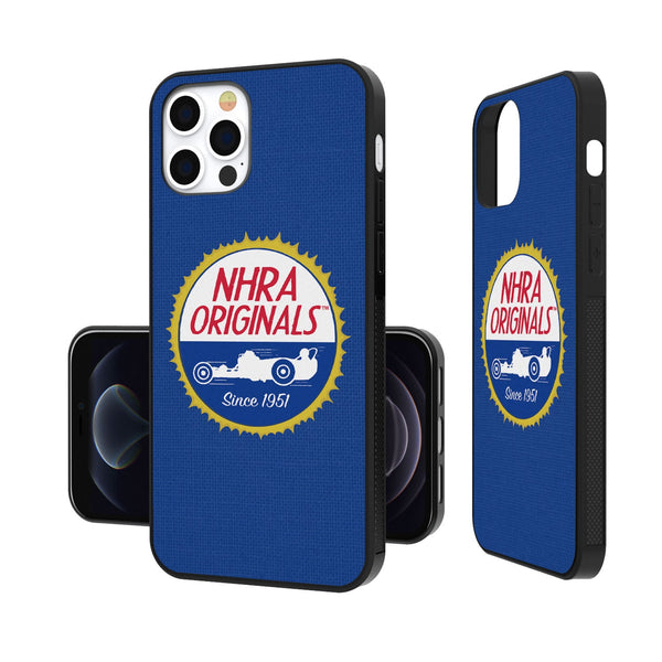 NHRA Solid iPhone 12 / 12 Pro Bumper Case