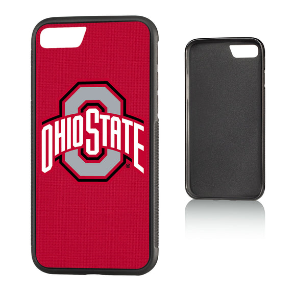 Ohio State Buckeyes Solid iPhone 7 / 8   Bump Case