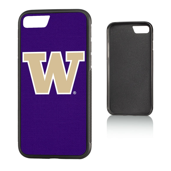 Washington Huskies Solid iPhone 7 / 8   Bump Case
