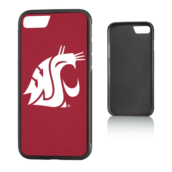 Washington State Cougars Solid iPhone 7 / 8 Bump Case