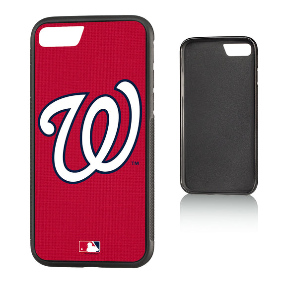 Washington Nationals Nationals Solid iPhone 7 / 8 Bump Case