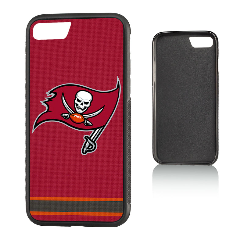 Tampa Bay Buccaneers Stripe iPhone 7 / 8 Bump Case