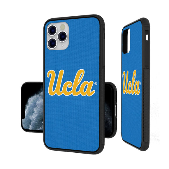 UCLA Bruins Solid iPhone 11 Pro Bumper Case