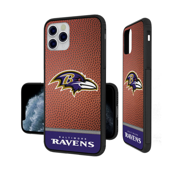 Baltimore Ravens Football Wordmark iPhone 11 Pro Bumper Case