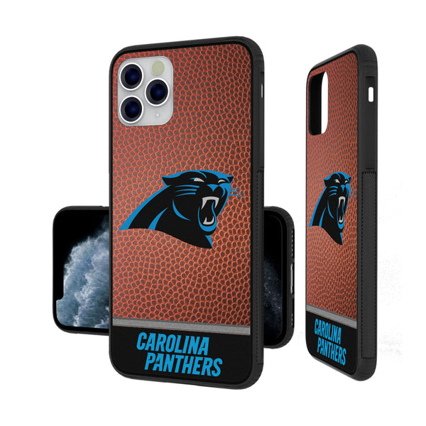 Carolina Panthers Football Wordmark iPhone 11 Pro Bumper Case