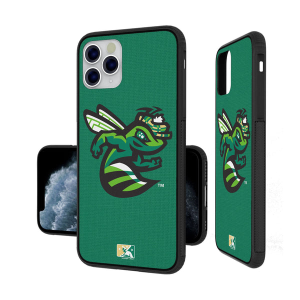 Augusta GreenJackets Solid iPhone 11 Pro Bumper Case