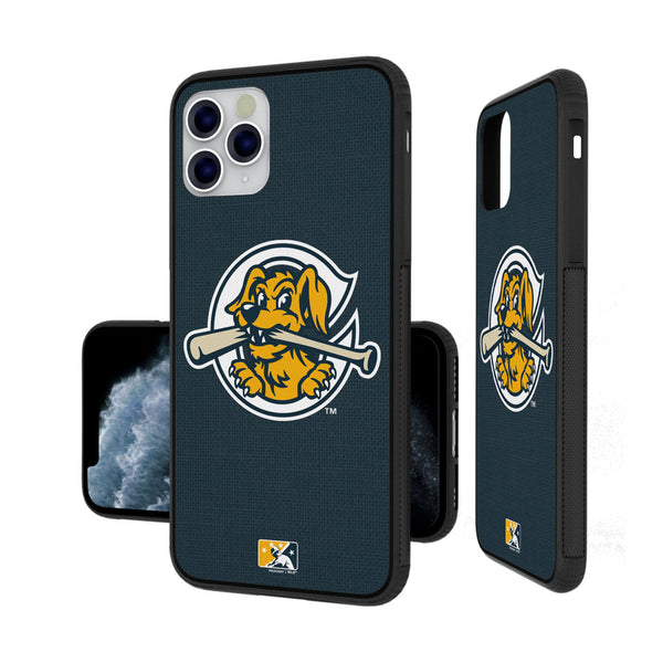 Charleston RiverDogs Solid iPhone 11 Pro Bumper Case