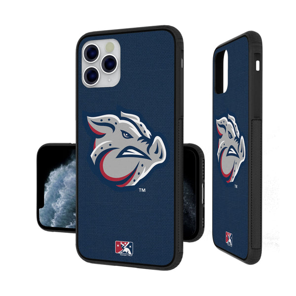 Lehigh Valley IronPigs Solid iPhone 11 Pro Bumper Case