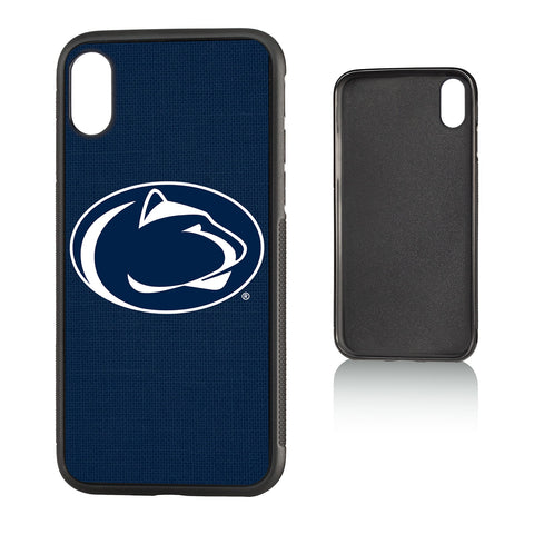 PSU Penn State Nittany Lions Solid Bump Case for iPhone X