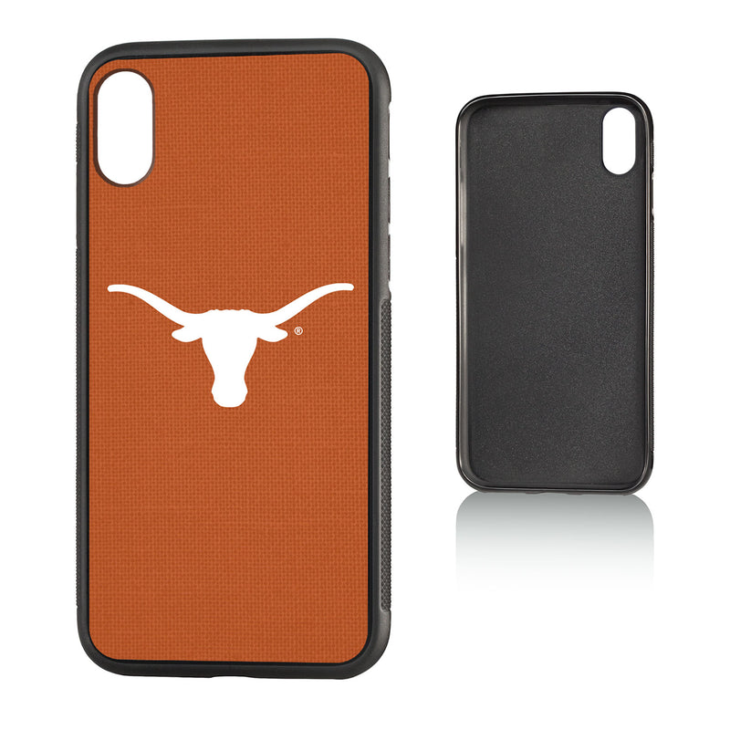 Texas Longhorns Solid iPhone X / XS Bumper Case
