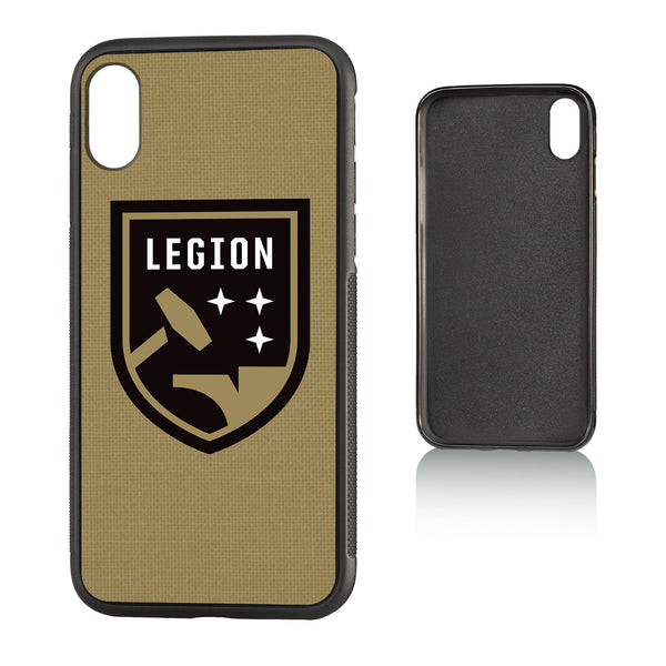Birmingham Legion FC Diagonal Stripe iPhone X / XS Bumper Case