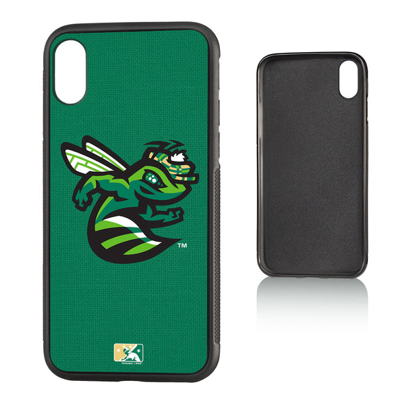 Augusta GreenJackets Solid iPhone X / XS Bumper Case