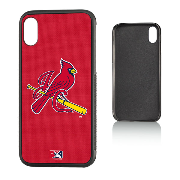 Johnson City Cardinals Solid iPhone X / XS Bumper Case