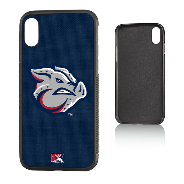 Lehigh Valley IronPigs Solid iPhone X / XS Bumper Case