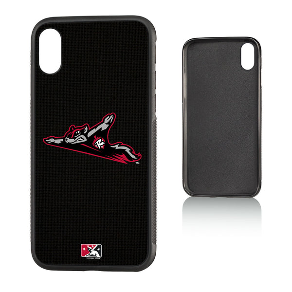 Richmond Flying Squirrels Solid iPhone X / XS Bumper Case