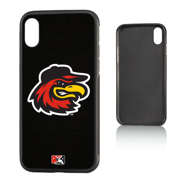 Rochester Red Wings Solid iPhone X / XS Bumper Case