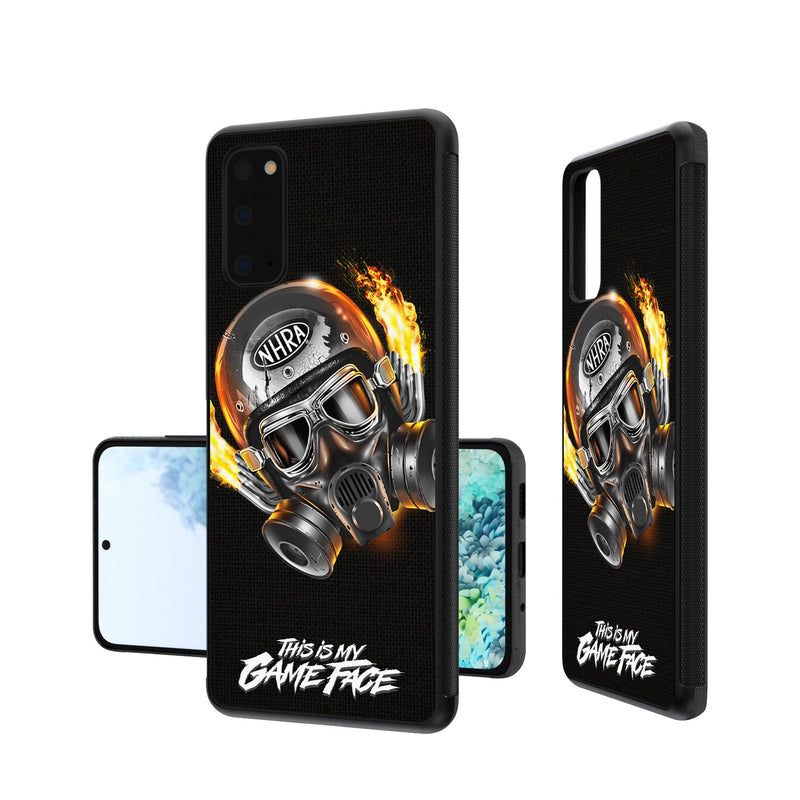 NHRA Solid Galaxy S20 Bumper Case