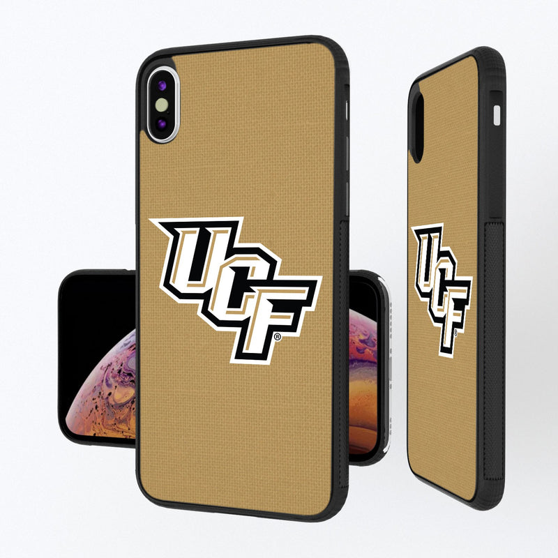 Central Florida Golden Knights Solid iPhone XS Max Bump Case