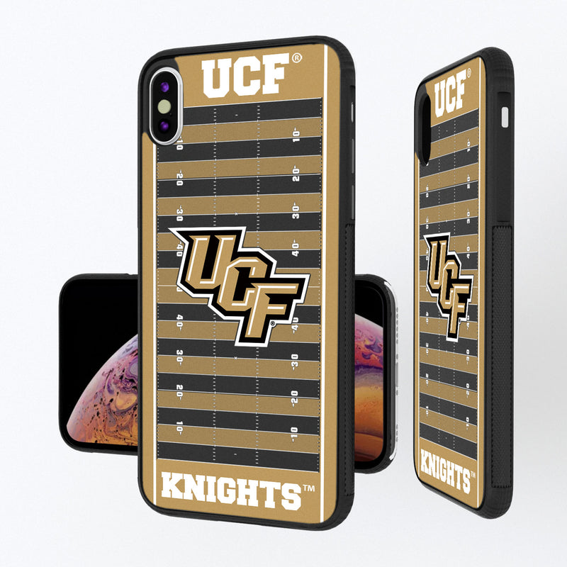 Central Florida Golden Knights Football Field iPhone XS Max Bump Case