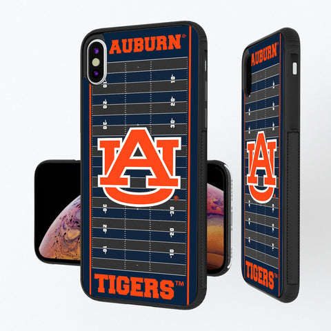 Auburn Tigers Football Field iPhone XS Max Bump Case