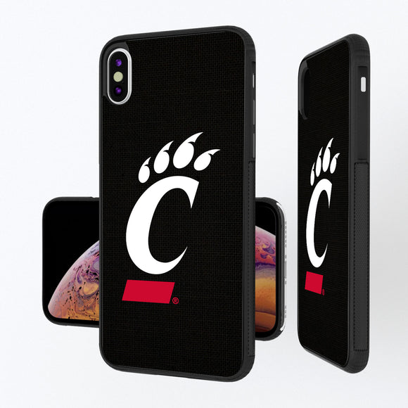 Cincinnati Bearcats Solid iPhone XS Max Bump Case