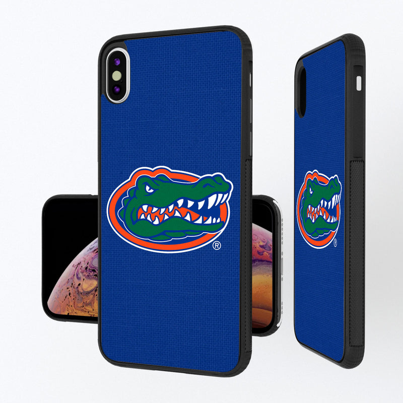 Florida Gators Solid iPhone XS Max Bump Case