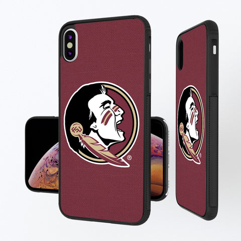 Florida State Seminoles Solid iPhone XS Max Bump Case