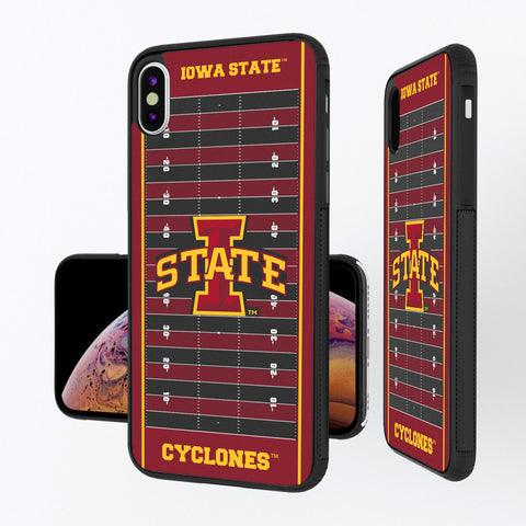 Iowa State Cyclones Football Field iPhone XS Max Bump Case
