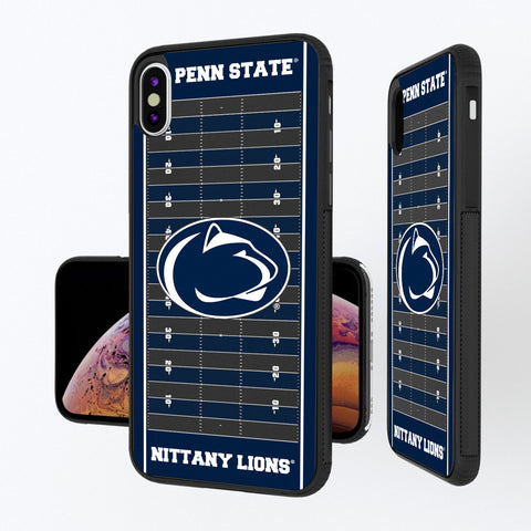 Penn State Nittany Lions Football Field iPhone XS Max Bump Case