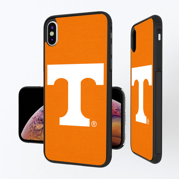 Tennessee Volunteers Solid iPhone XS Max Bump Case