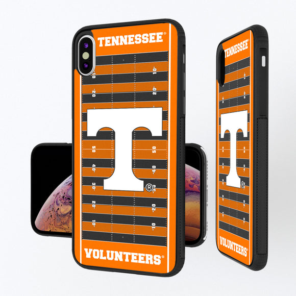 Tennessee Volunteers Football Field iPhone XS Max Bump Case