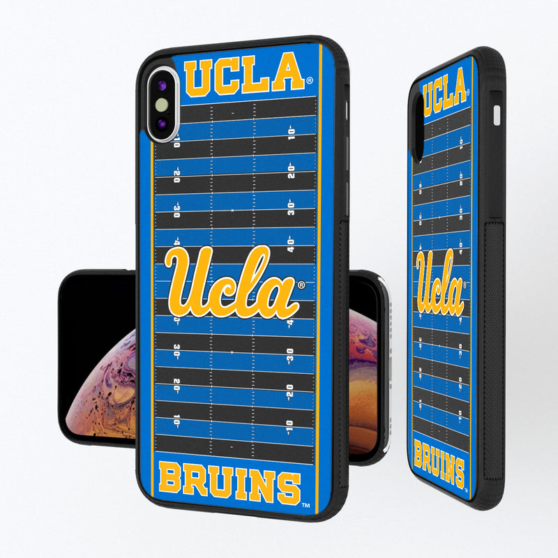 UCLA Bruins Football Field iPhone XS Max Bump Case