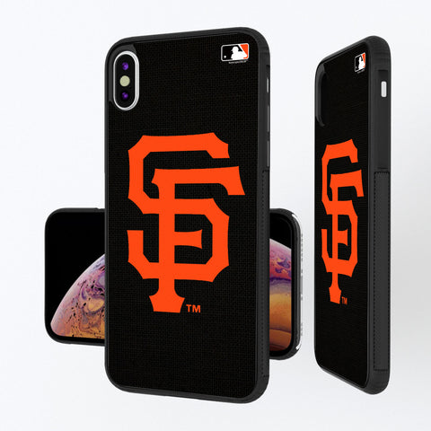 San Fransisco Giants Giants Solid iPhone XS Max Bump Case