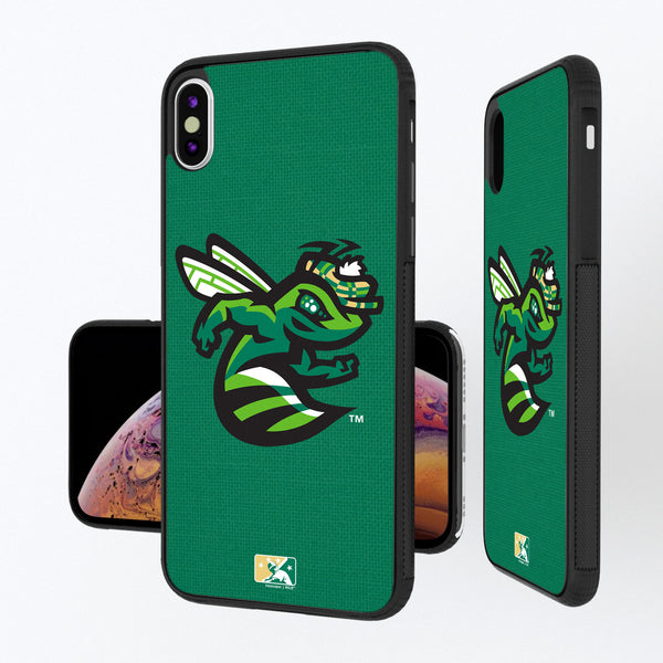 Augusta GreenJackets Solid iPhone XS Max Bump Case