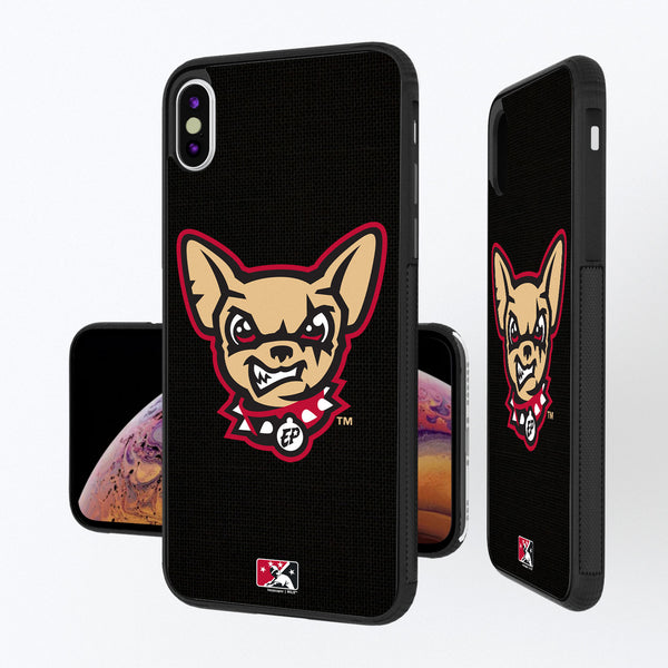 El Paso Chihuahuas Solid iPhone XS Max Bump Case