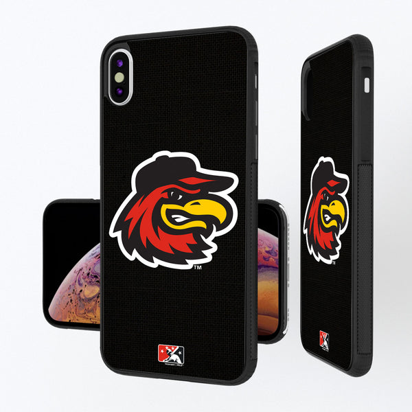 Rochester Red Wings Solid iPhone XS Max Bump Case