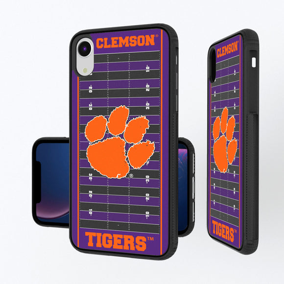 Clemson Tigers Football Field iPhone XR Bump Case